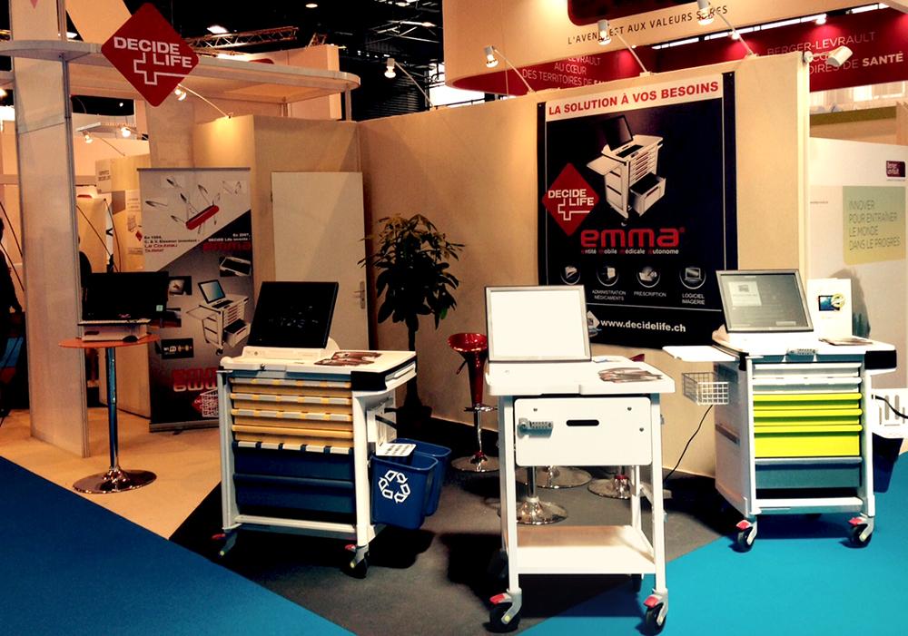 Hôpital Expo Paris Du 19 au 21 mai 2015