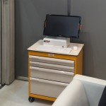 Octop system Medica Dusseldorf Stand Villard